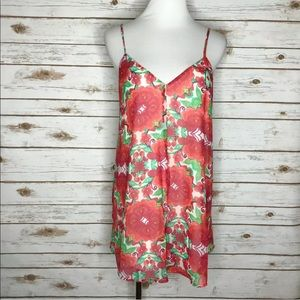 Show Me Your Mumu Rascal Romper Floral